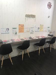 オーガニックハーブカラー専門店 Garden中延店の店舗画像2