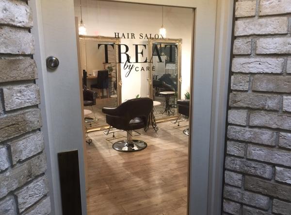 美容室TREAT byCAREの店舗画像1