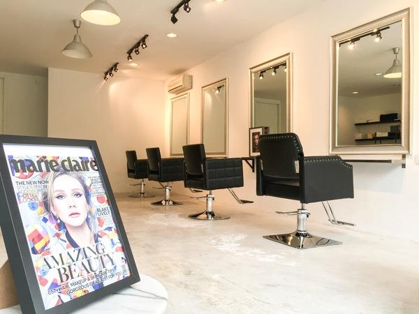 Chardon Tokyo Hair Salonの店舗画像6