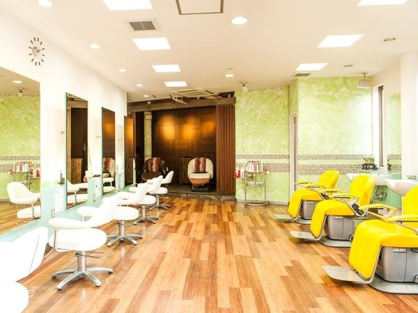 hairPACIANT豪徳寺店の店舗画像8