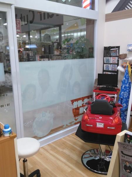 カットファクトリー三郷店の店舗画像4