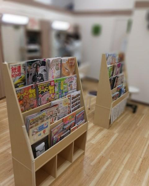 カットファクトリー三郷店の店舗画像3