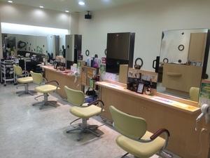 美容室コンフォートの店舗画像1