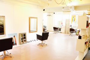 hair space SOUTHMONDの店舗画像5