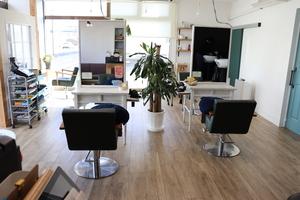 hair atelier nineの店舗画像1