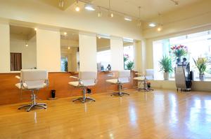 angelique (アンジェリーク)東三国 美容室の店舗画像2