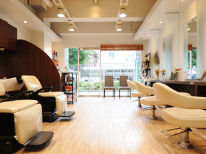 ripplehair westの店舗画像5