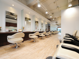 ripplehair westの店舗画像3