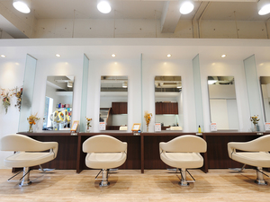 ripplehair westの店舗画像1