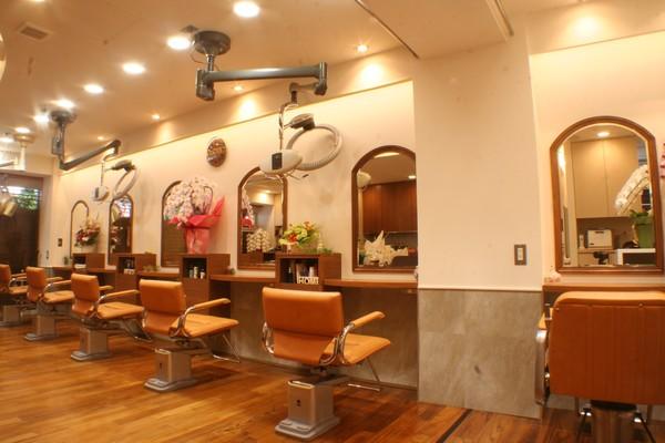 アルゴー美容室 生田店の店舗画像2