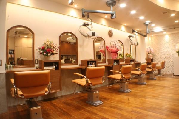 アルゴー美容室 生田店の店舗画像0