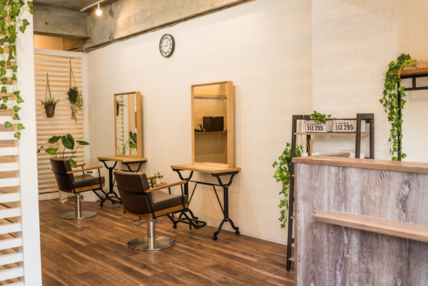 美容院リベルタの店舗画像1
