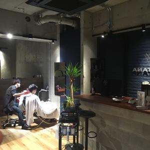 MEN'S HAIR ARATANAの店舗画像4
