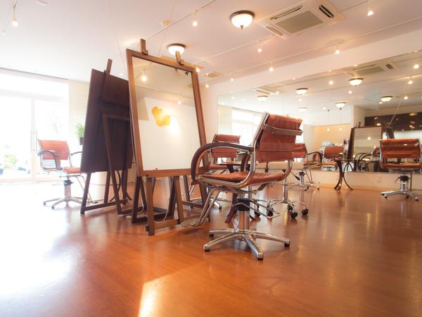 Hair Lounge Sou Rire(ヘアラウンジ スゥリール)の店舗画像2