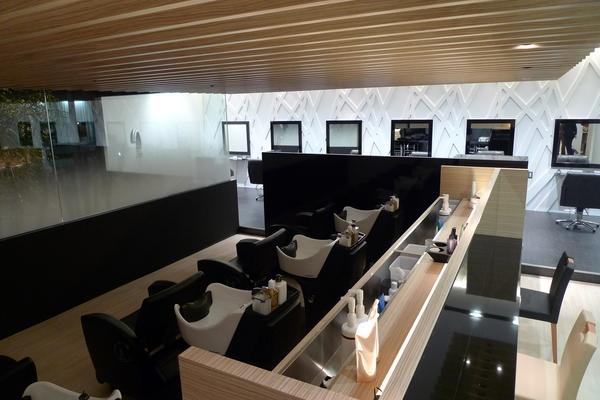 ヘアメイクジール スパ&リラクゼーションの店舗画像2