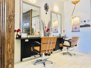 fange of hairの店舗画像2