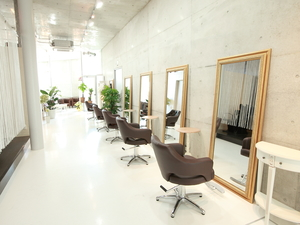 Design salon R franc(ル フラン)芦屋の店舗画像8