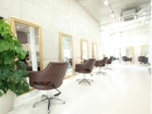 Design salon R franc(ル フラン)芦屋の店舗画像6