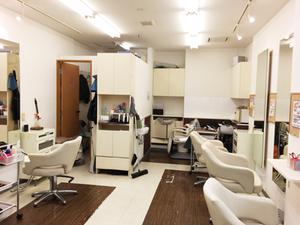 ヘアサロンシーズン祖師谷大蔵店の店舗画像0