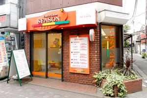 ヘアサロンシーズン雑色店の店舗画像1