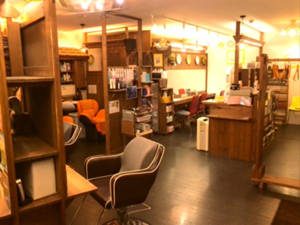 ヘアサロンシーズン鹿島田店の店舗画像0