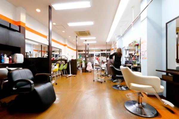 ヘアサロンシーズン大泉学園店の店舗画像1