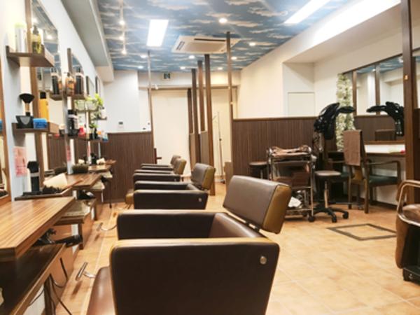 ヘアサロンシーズン高円寺店の店舗画像1