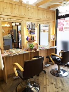 ヘアサロンシーズン浜田山店の店舗画像1