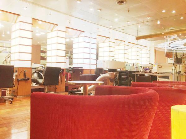 世界一周の船旅〜ピースボート〜期間限定★船内美容室の店舗画像3