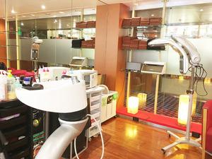 世界一周の船旅〜ピースボート〜期間限定★船内美容室の店舗画像1