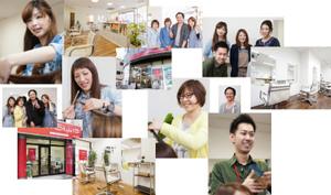 美容院Re:Style15枚方本店の店舗画像7