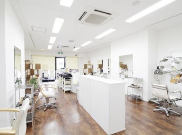 美容室Re:Style15+交野店の店舗画像3