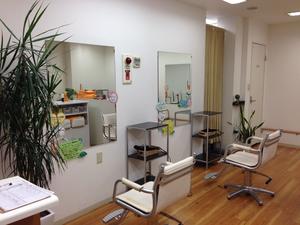 美容室Re:Style15+交野店の店舗画像2