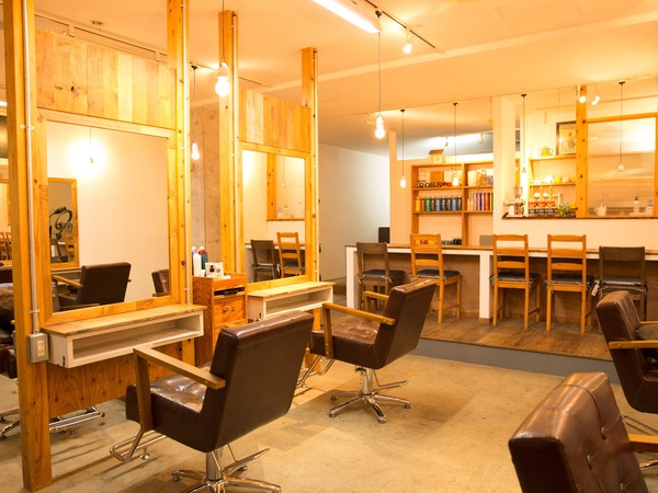 Rosso Hair&SPA 八潮店の店舗画像4