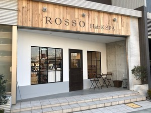 Rosso Hair&SPA 八潮店の店舗画像0