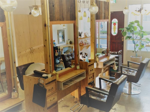 Rosso Hair&SPA 六町店の店舗画像2