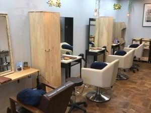 Rosso Hair&SPA 三郷中央店の店舗画像1