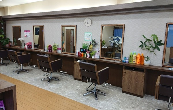olive hairの店舗画像0