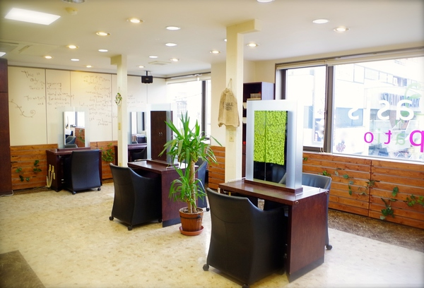 hair fix RYU Oasisの店舗画像2