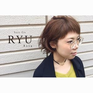 hair fix RYU Oasis獨協大学前店(リュウオアシス)の店舗画像1