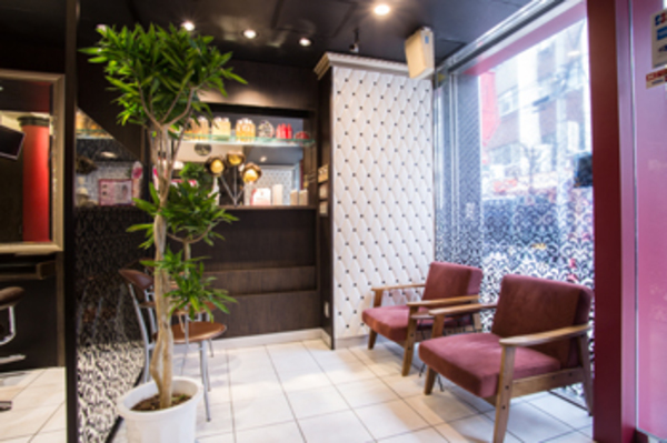 miqHair&Beauty日暮里店の店舗画像4