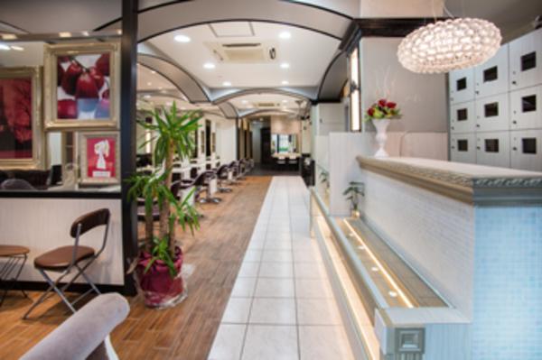 miqHair&Beauty赤羽店の店舗画像9