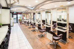miqHair&Beauty赤羽店の店舗画像1