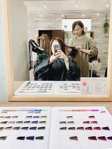 hair salon Fleurの店舗画像2