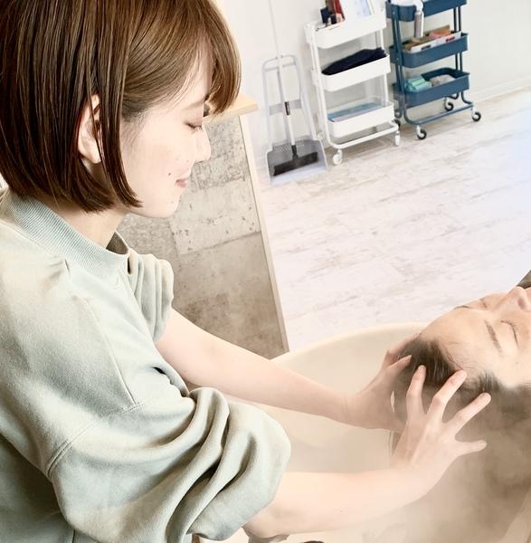hair salon Fleurの店舗画像1