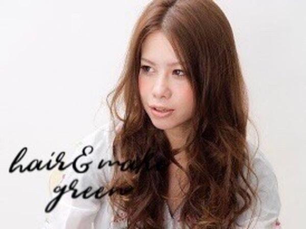 hair&make greenの店舗画像3