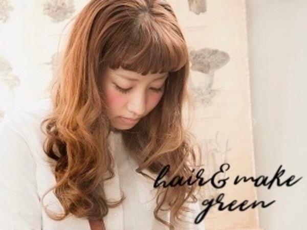 hair&make greenの店舗画像2