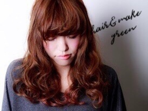 hair&make greenの店舗画像1