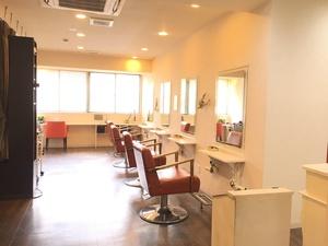美容室 TRON の店舗画像3