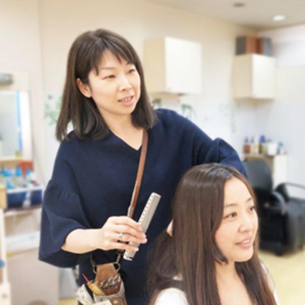 美容師専門★人材派遣 (株)スタッフワンの店舗画像0